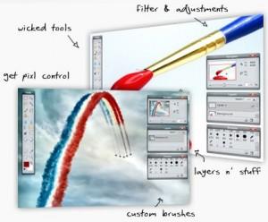 pixlr - das online Bildbearbeitungstool